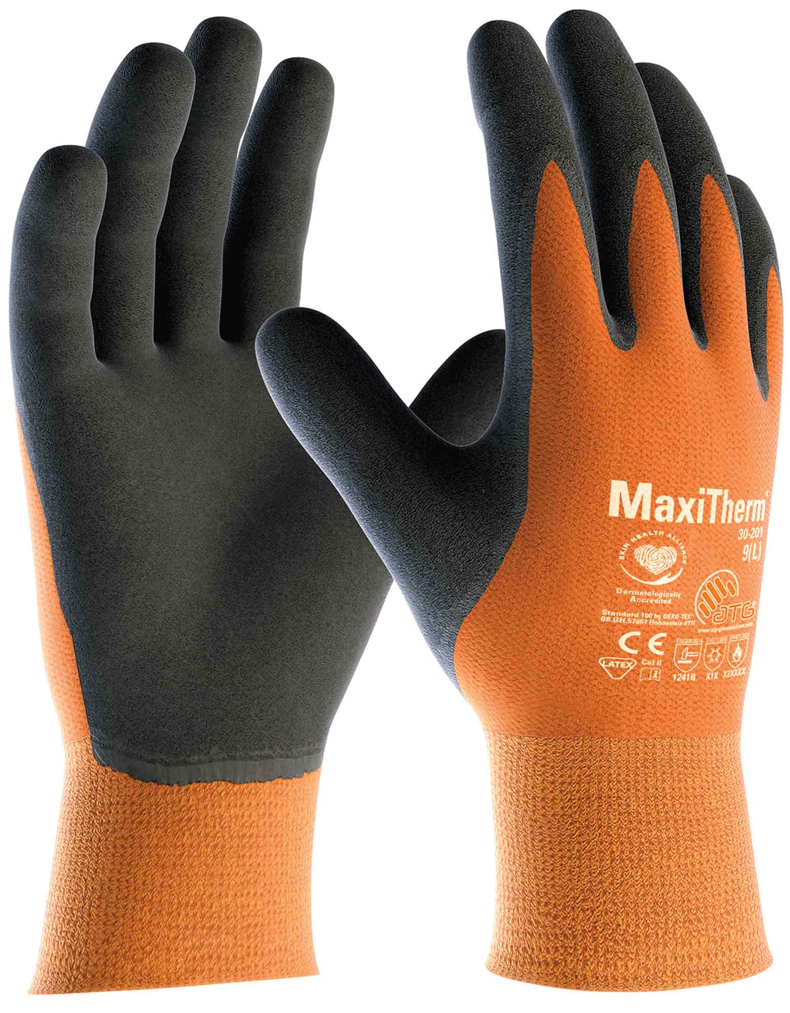 30-201 MaxiTherm® Palm Coated Thermal Lined Glove Image