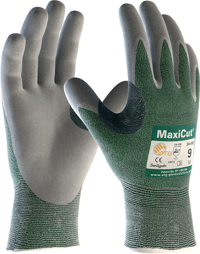 34-450 MaxiCut® Dry™ Palm Coated Image