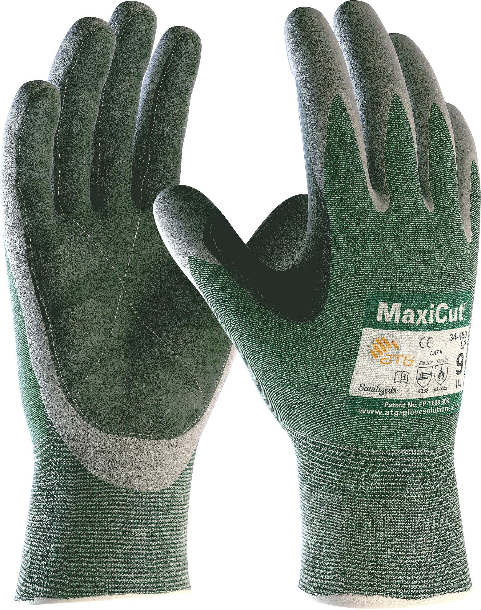 34-450LP MaxiCut® Oil