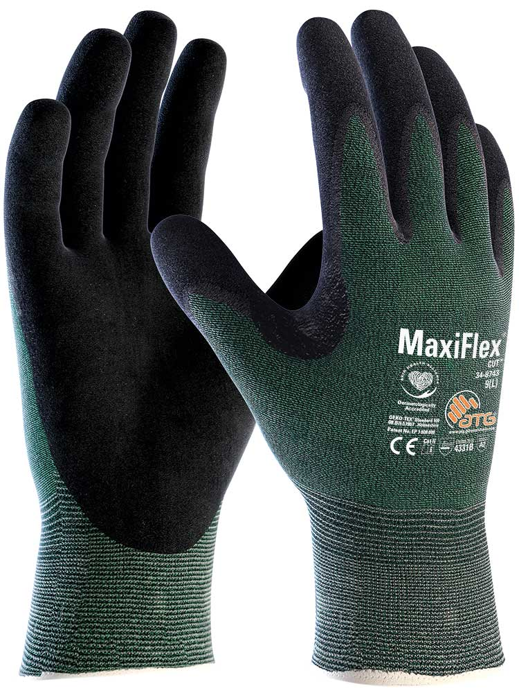 34-8743 MaxiFlex® Cut™ Palm Coated Image