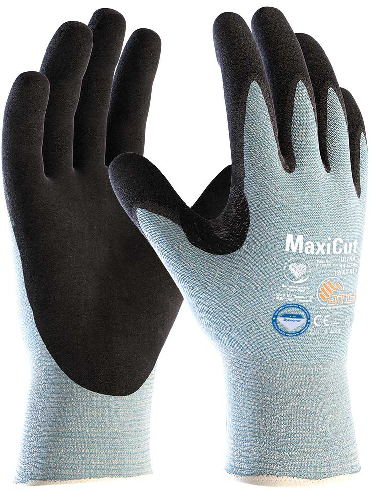 44-6745 MaxiCut® Ultra-DT™ Palm Coated w/ Dots Image