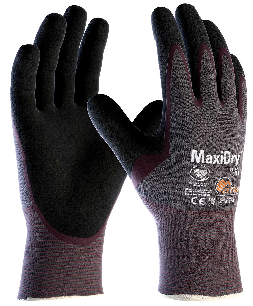 56-424 MaxiDry® Palm Coated Image