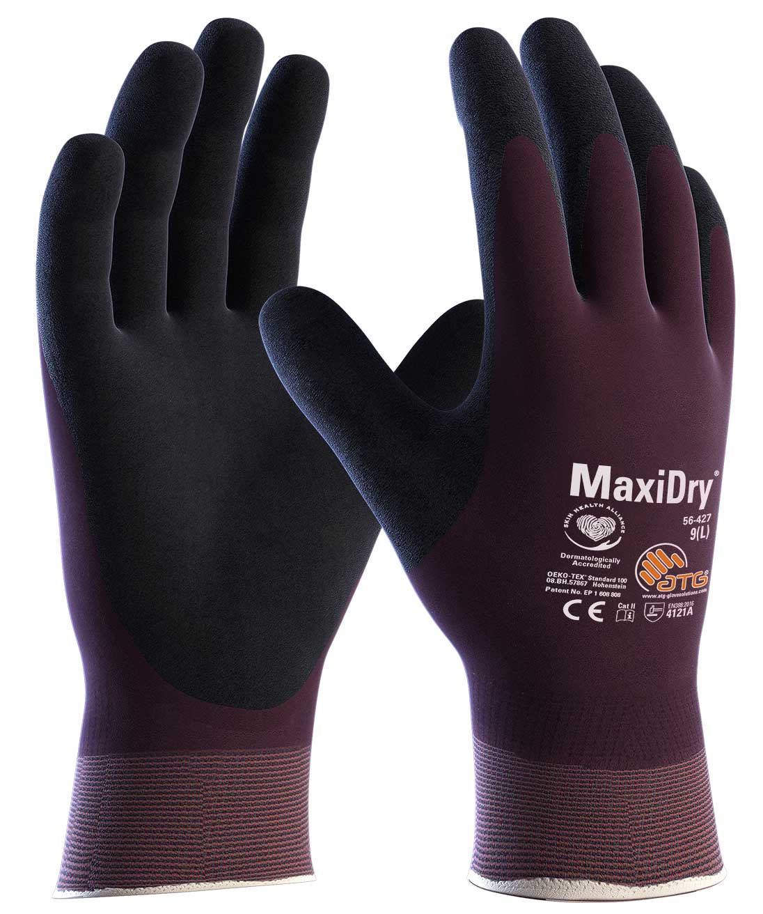 56-427 MaxiDry® Fully Coated to Cuff Image