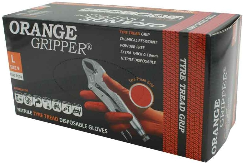 7181 - Orange Gripper® Image